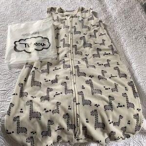 Tillyou microfleece sleep bag